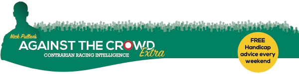 Against the Crowd Extra Logo