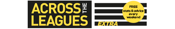 Across the Leagues Extra Logo