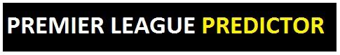 Premier League Predictor