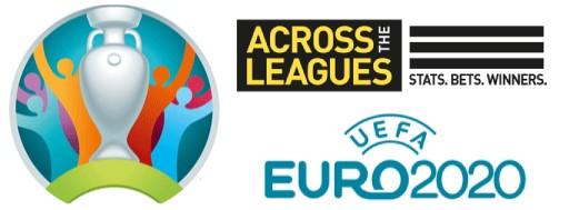 Euro 2020 & Across the Leagues Logo
